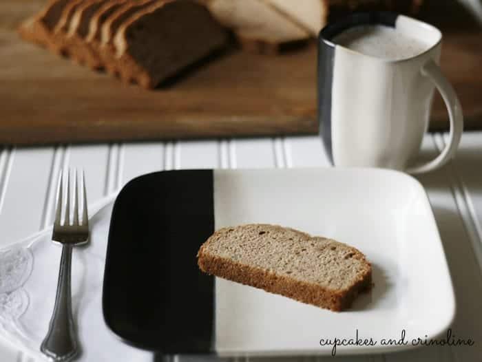 Harvest-Zucchini-Bread-perfect-with-coffee-from-cupcakes-and-crinoline #zucchini #bread