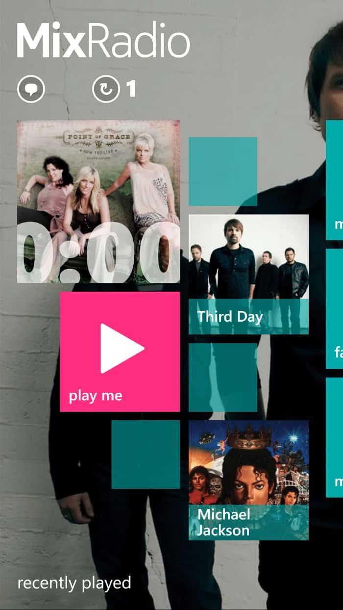 Nokia-MixRadio-Recently-Played