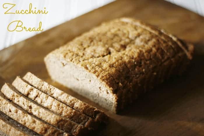 harvest-zucchini-bread at cupcakes-and-crinoline #zucchini #bread