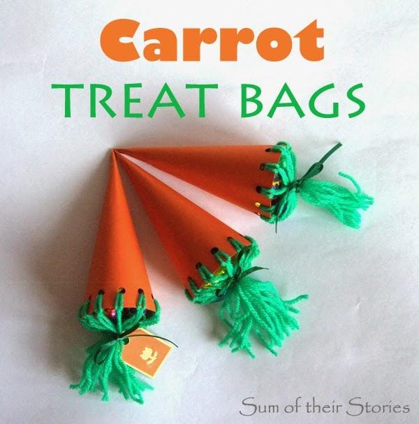 Carrot treat bags 2