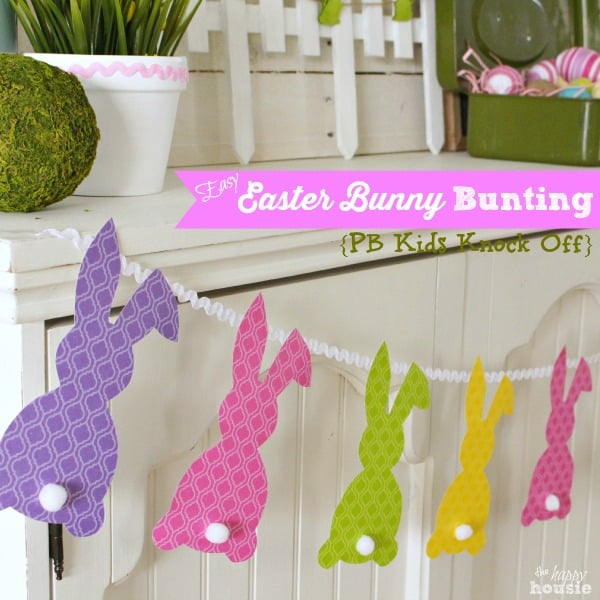 Easter-Bunny-Bunting-on-mantel-square-labeled-at-The-Happy-Housie