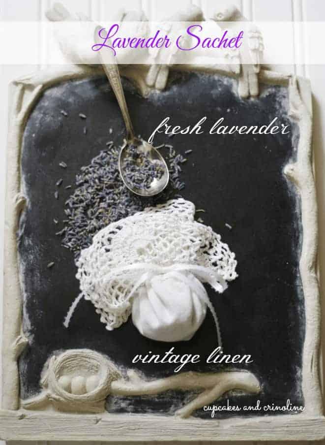 Lavender-sachet-vintage-doily cupcakes-and-crinoline 2