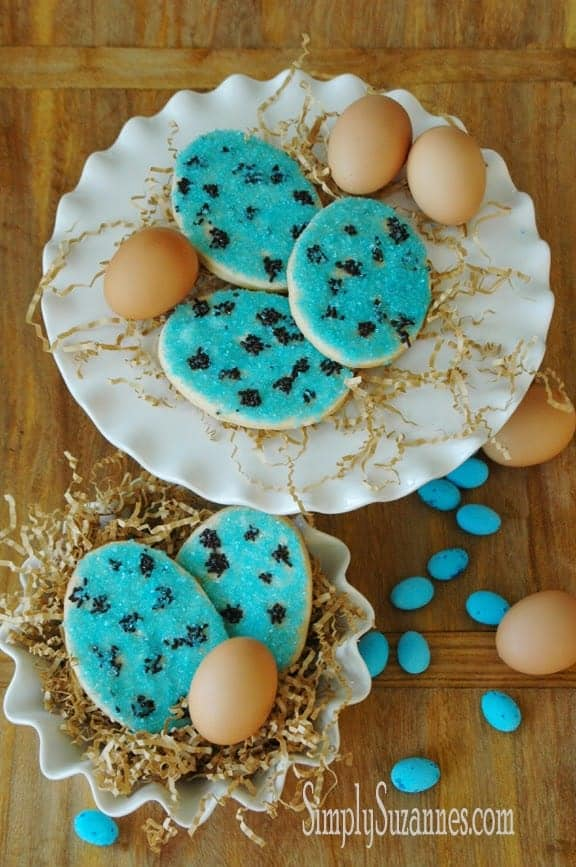 Robins egg sugar cookies 28-2