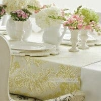Spring table setting 1-2