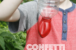 Confetti Popper #UltimateRedWhiteAndBlue #ConfettiPopper