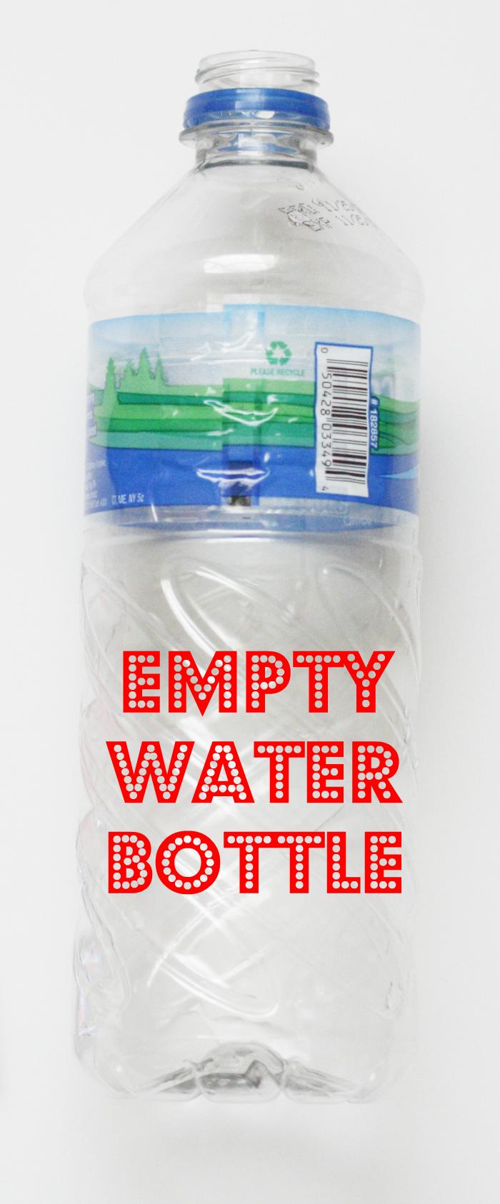 Confetti Popper #UltimateRedWhiteAndBlue water bottle