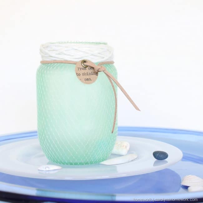 DIY Faux Sea Glass via homework   carolynshomework (13)[3]