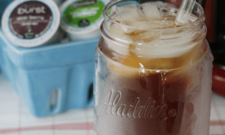 How to Make Iced Tea and Vitamin Burst Drinks in Minutes