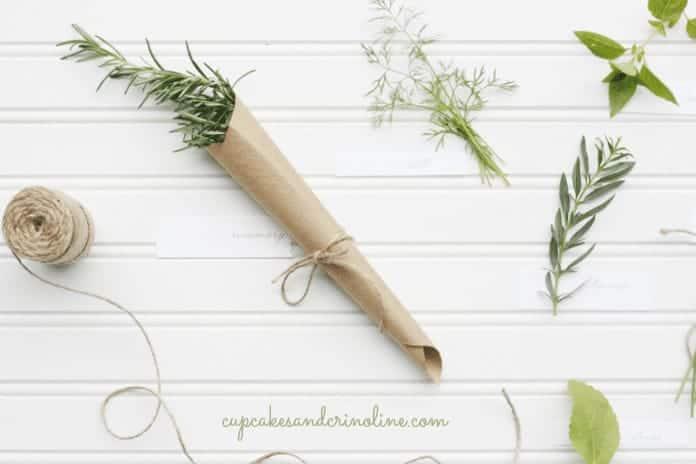Fresh Cut Herbs Two