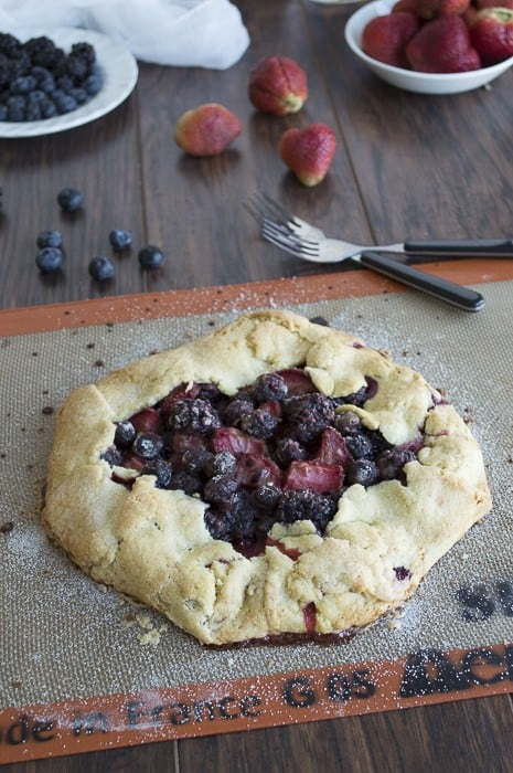Out-of-the-Pan-Triple-Berry-Pie-41