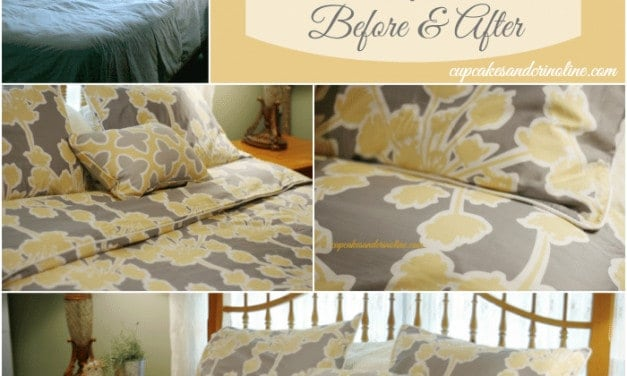 Summer Bedroom Refresh and Tips on How to Choose Bedding