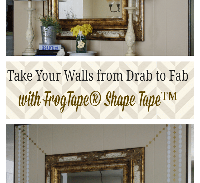 How to Take Any Wall from Drab to Fab