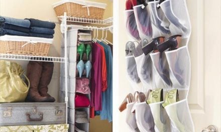 Closet Organization – 3 Simple Steps from #PGeveryday