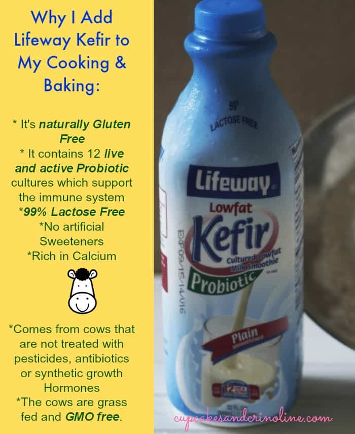 Baking-and-cooking-with-Lifeway-Kefir from cupcakesandcrinoline.com #KefirCreations #CollectiveBias #shop