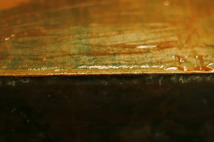 How to clean and polish copper without harsh chemicals.