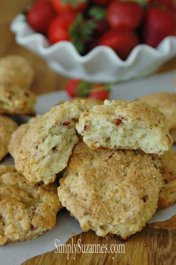 Strawberry Scones 2-2