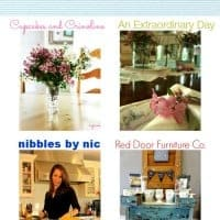 Blog tour at Cupcakes and Crinoline
