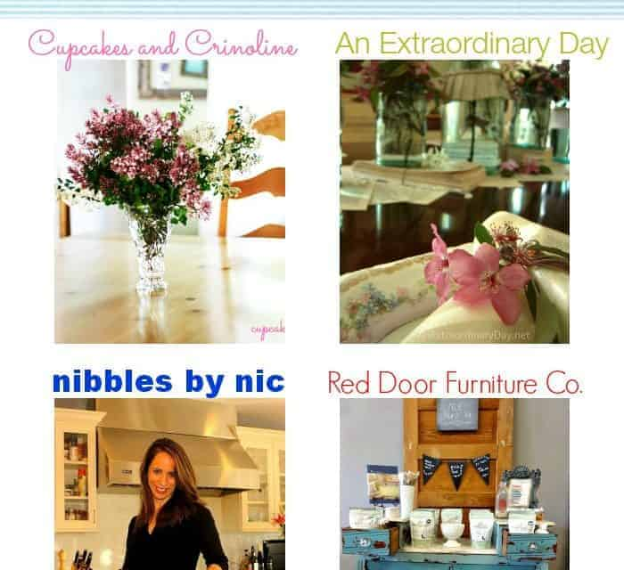 Blog Tour of Cupcakes and Crinoline and a Few of My Favorite Blogs and Bloggers