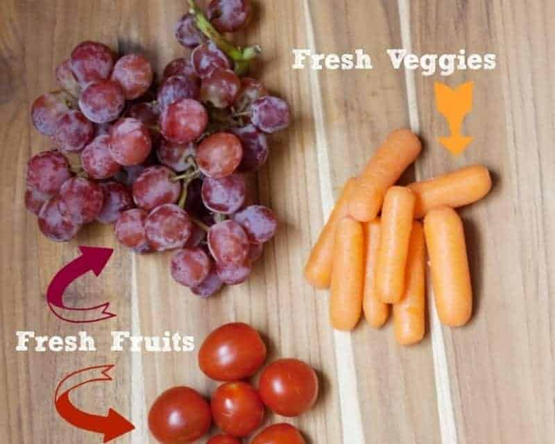 Healthy Lunch Ideas and a Giveaway #RockTheLunchBox
