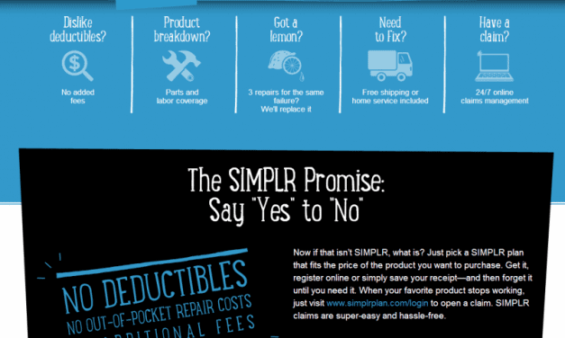 The SIMPLR™ Way to Protect Your Stuff and a $150 Amazon Gift Card Giveaway