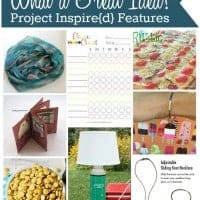 What a Great Idea Features from Project Inspire{d}