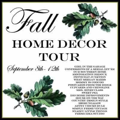 Fall Home Decor Tour