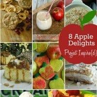 8 Delicious Apple Recipes