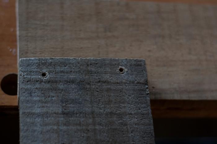 DIY Pallet Frame5