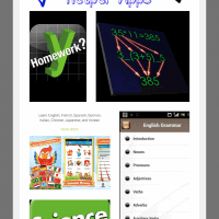 Favorite and free homework helper apps for kids. #homework #apps #school #kids #HTCRemix #VZWBuzz
