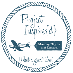 Project Inspire{d} Mondays at 8 p.m. EST