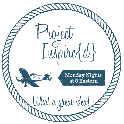 Project Inspire{d} Link Party ~ Week #99