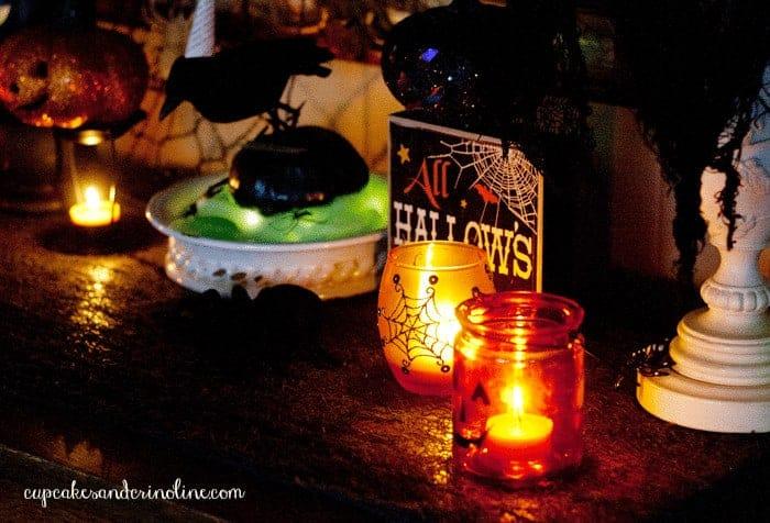 Easy Halloween Decor19