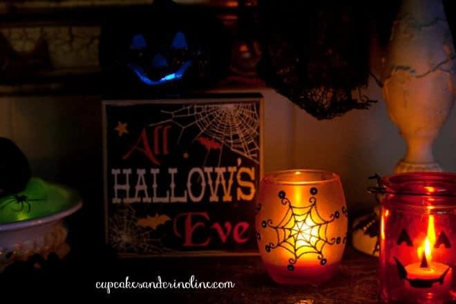 Easy Halloween Decor23