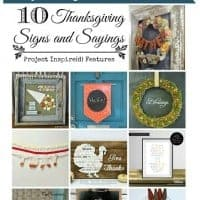 10 Thanksgiving Sayings