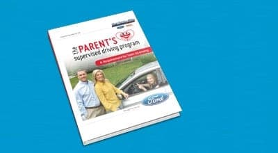 Parent's Safe Driving Resource #FordDriveSafe