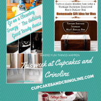 This week at Cupcakes and Crinoline