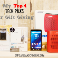 Top Tech Picks for Gift Giving #DroidTurbo #VZWBuzz #AD