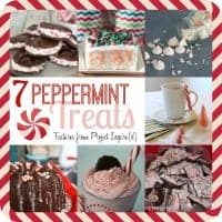 7 Peppermint Treats - Features from Project Inspire{d}