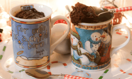 Sweets and Treats ~ Cake in a Mug Gift Mix