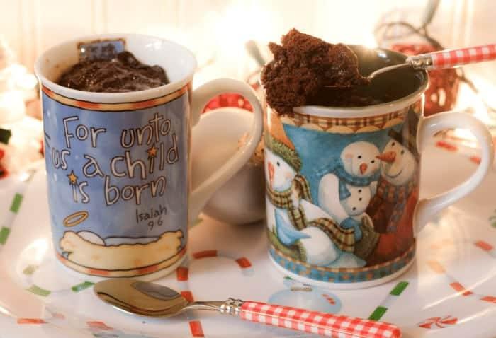 Cake in a Mug Gift Mix 700