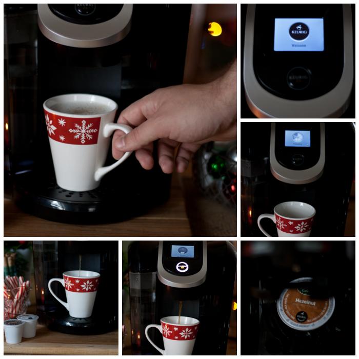 Hazelnut Coffee from #Keurig400 #ad