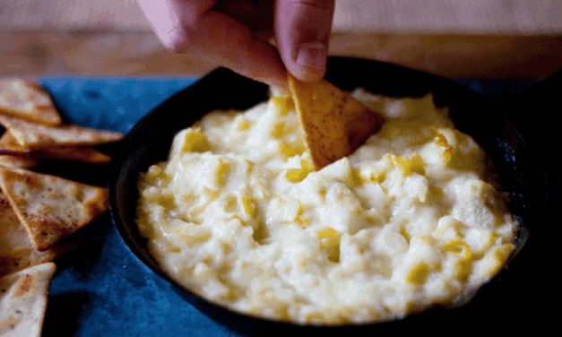 Hot Artichoke Dip ~ The Perfect Appetizer for Entertaining