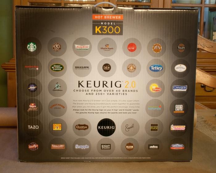 #Keurig400 Coffee Filter Pom _MG_2930