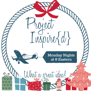 Project Inspire{d} Link Party ~ Week #97