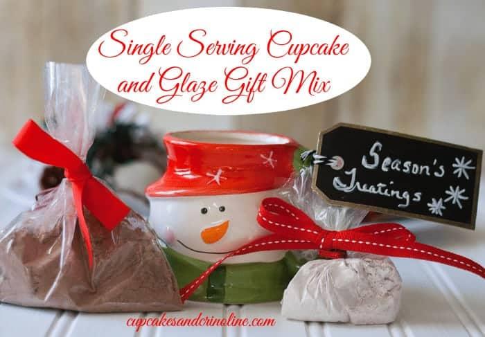 Single Serving Cake in a Mug Mix