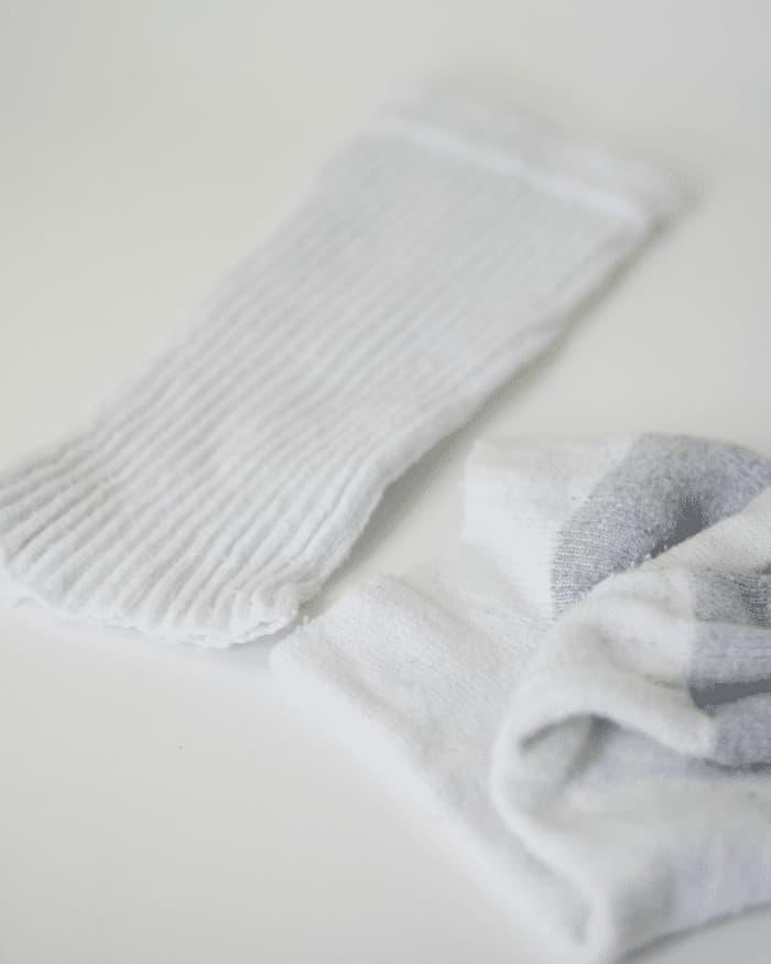 Snowman Sock body