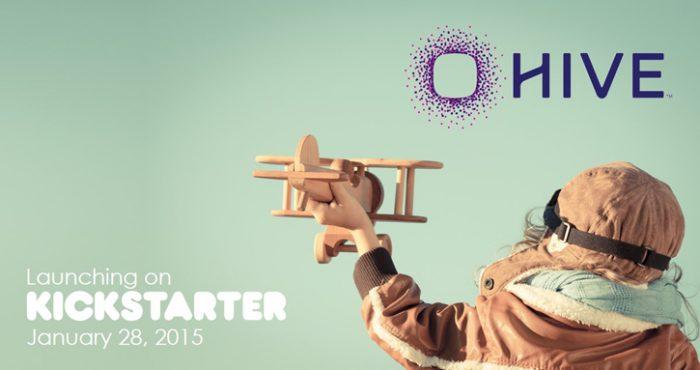 Hive Launching on Kickstarter #BuzzAboutHive