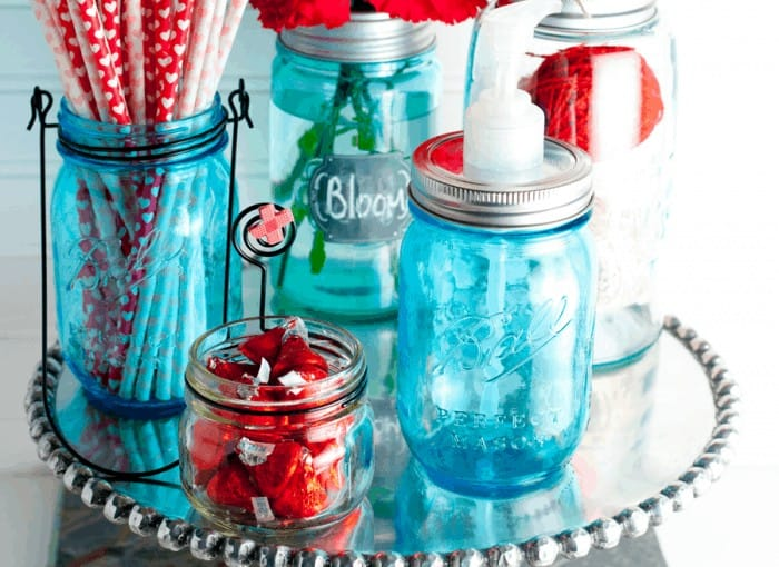 Mason Jar Projects for the Non Crafty