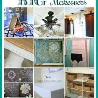 Small DIY's Big Makeovers - Project Inspire{d} Great Ideas 1-16-15