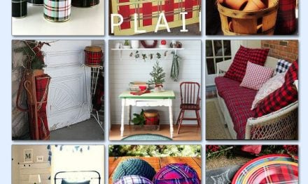 Tartan Plaid Decor and Crafts